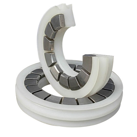 Round seal / D-ring / polyurethane / for cylinders