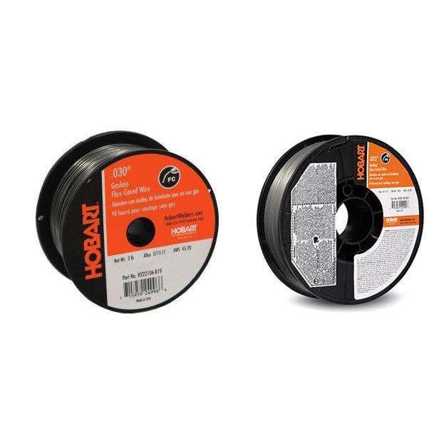 Flux core welding wire - E71T-11 series - Hobart