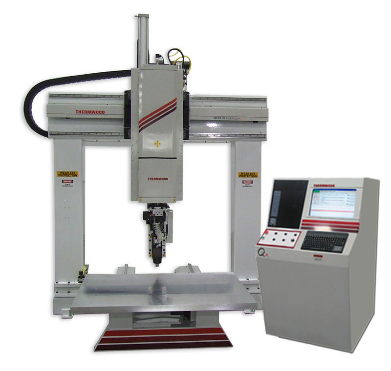Cnc Router 5 Axis Multi Spindle Wood Multi Purpose 67
