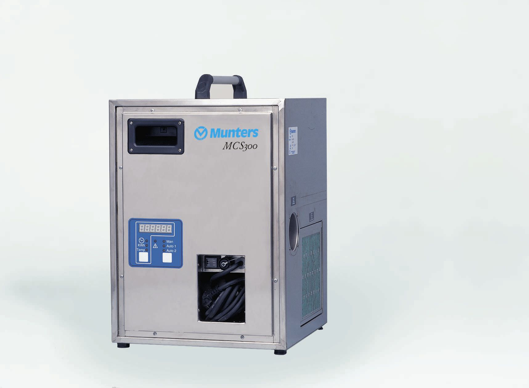 Desiccant dehumidifier   stationary   air   60   300 m  h   MCS300. Desiccant dehumidifier   stationary   air   60   300 m  h   MCS300