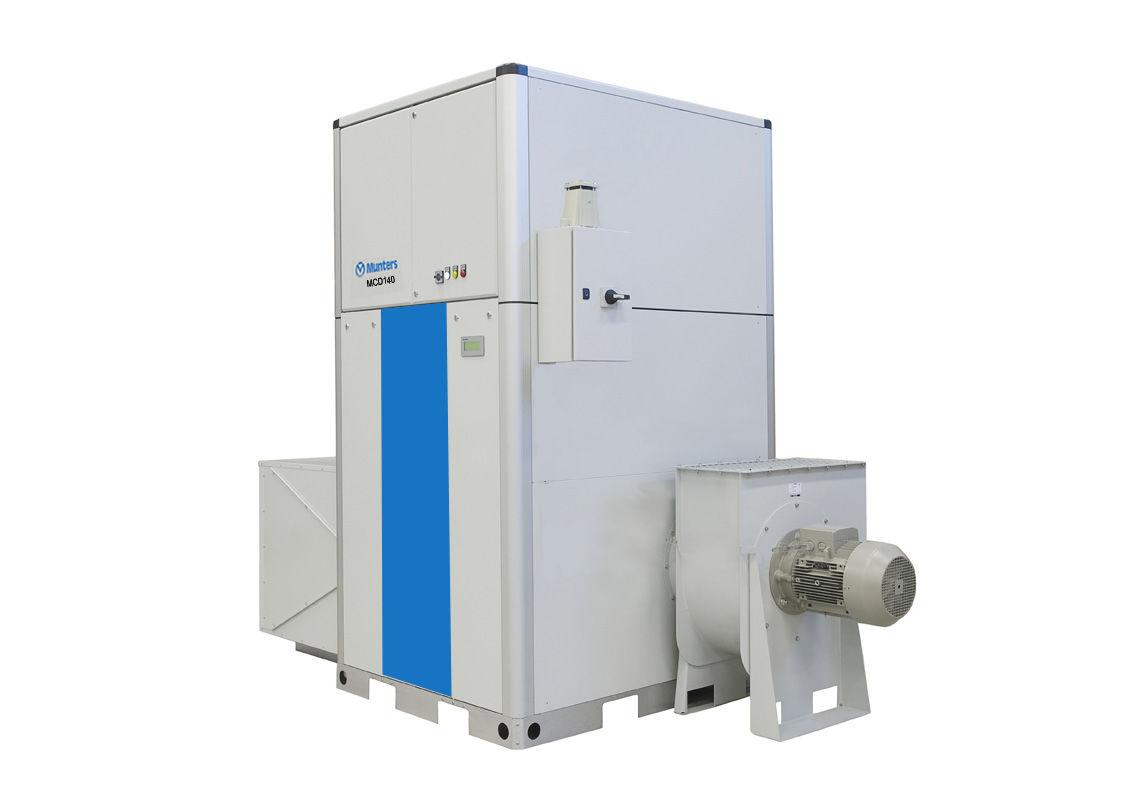 Desiccant dehumidifier   stationary   air   10 000   15 300 m  h   MCD  series. Desiccant dehumidifier   stationary   air   10 000   15 300 m  h