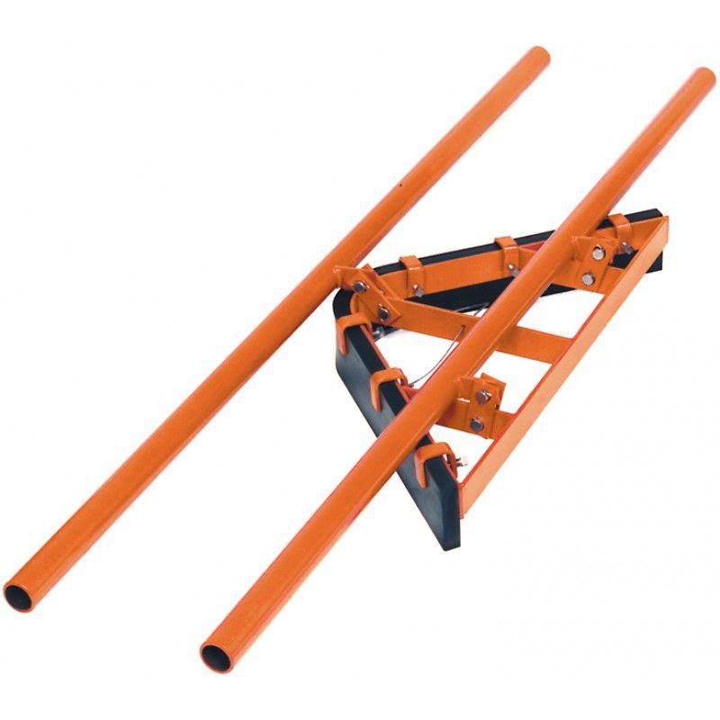 V conveyor belt cleaner - VPlow HD - Martin Engineering