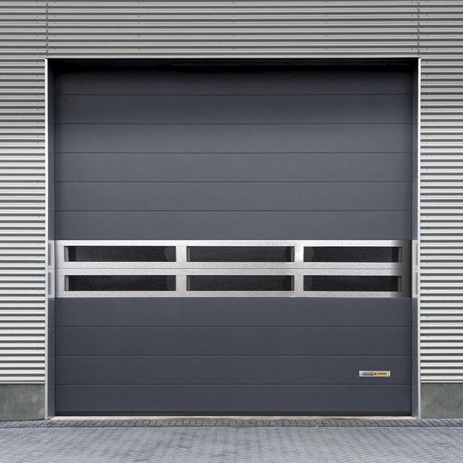 Roll-up doors / industrial / high-speed - Fast Spiral & Roll-up doors / industrial / high-speed - Fast Spiral - KOPRON SPA
