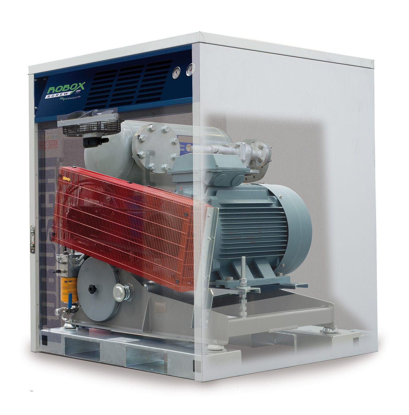 ROBUSCHI ROBOX BLOWERS EBOOK