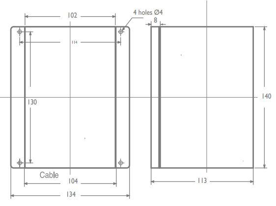 Coaxial lighting / LED / IP65 100 x 100 mm IP65 PHLOX  sc 1 st  DirectIndustry & Coaxial lighting / LED / IP65 - 100 x 100 mm IP65 - PHLOX azcodes.com
