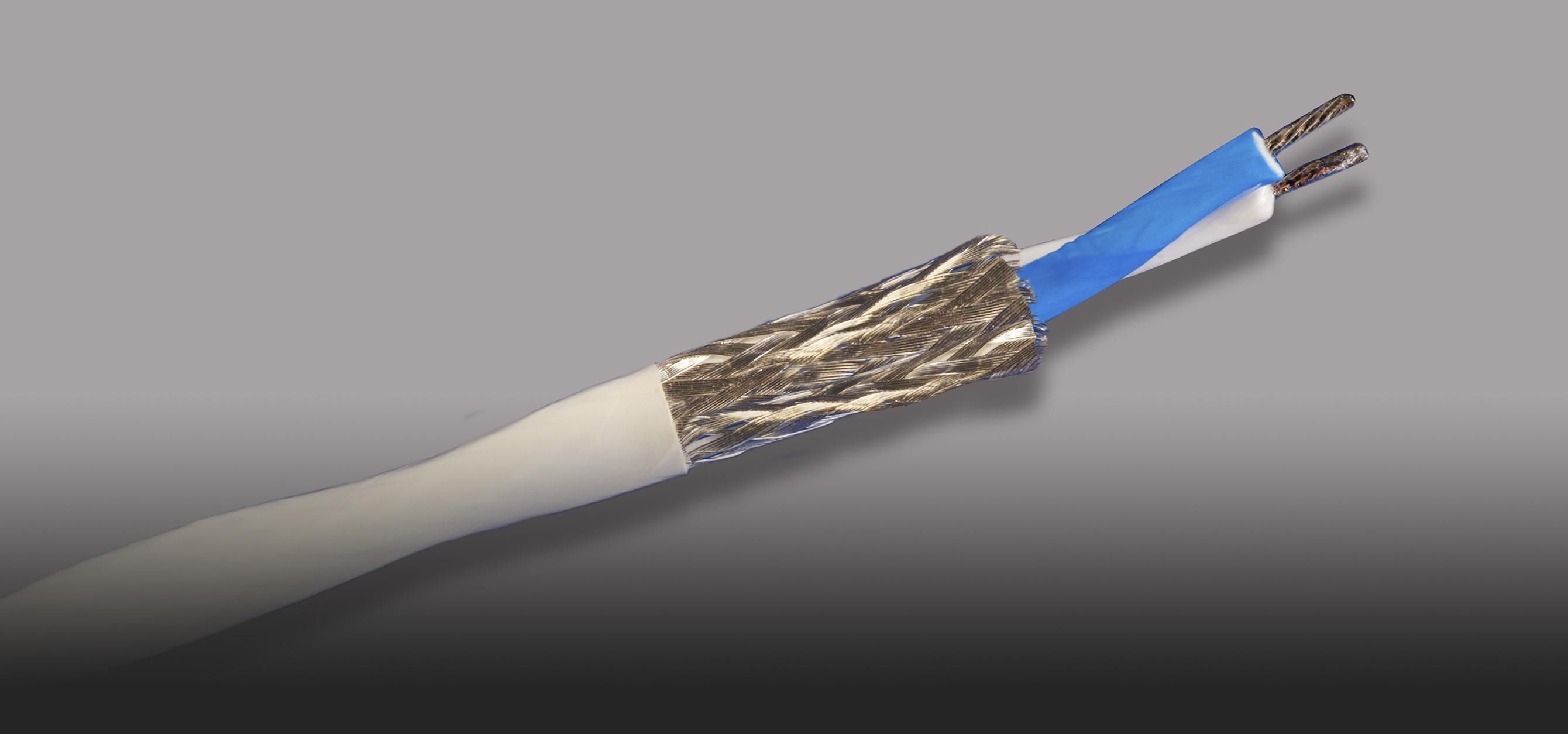 Data Electrical Cable Shielded Twisted Pair Flexible Gore Wiring