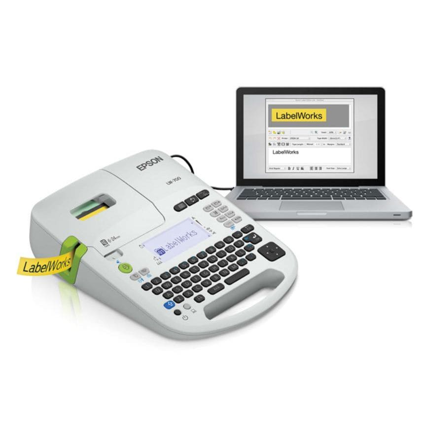 One-color label printer-applicator / for labels / for paper - LW ...