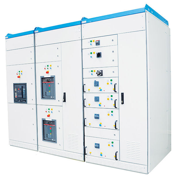 Secondary switchgear / low-voltage / air-insulated / metal-clad