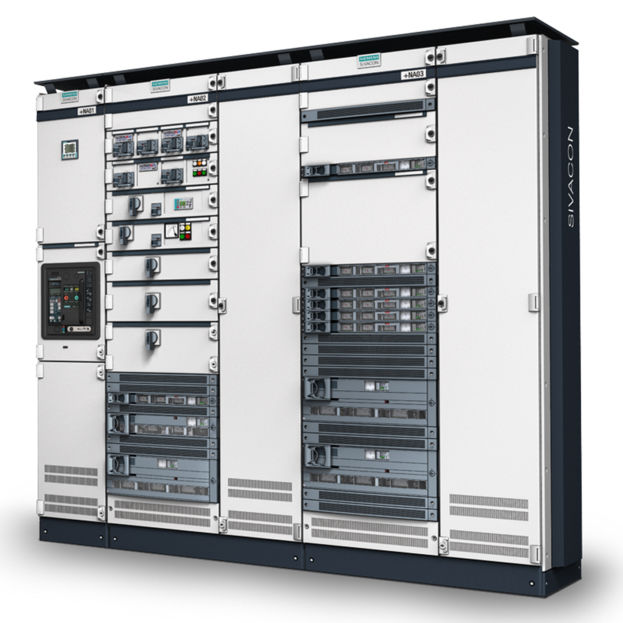 Low-voltage switchboard - SIVACON S8 - SIEMENS Low-Voltage & Products