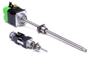 Precision ball screw / motorized - KSS