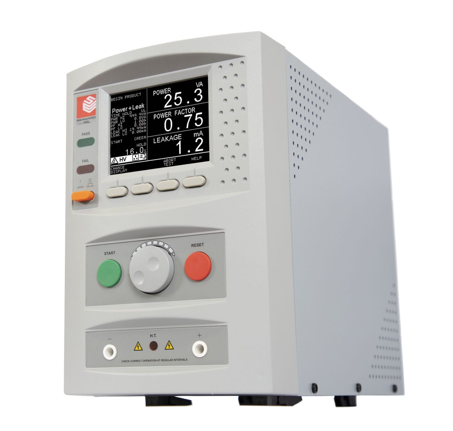 Dc Hipot Tester Ac Electrical Conformity Hal Led Seaward Buy Circuit Testerelectrical Testerac Voltage