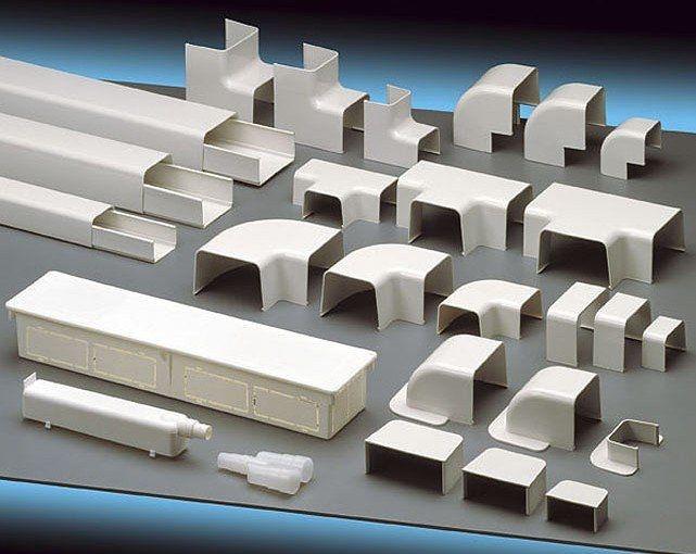 air conditioning trunking. air conditioning trunking / pvc rigid u