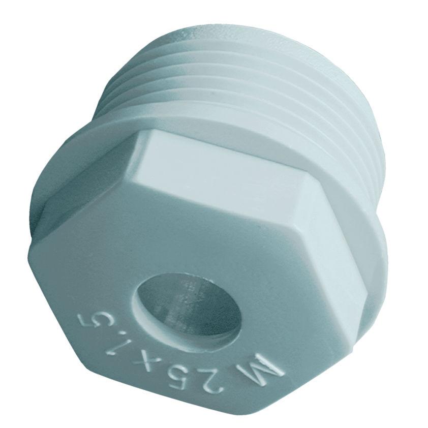 Polyethylene cable grommet / open - EPN 470 series - PROTEC