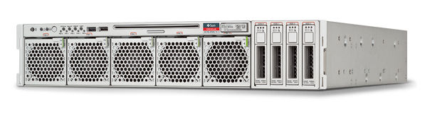 Rear Panel Components - Netra SPARC T4-1 Server HTML Document ...