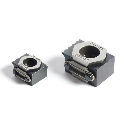 Mechanical clamp / low-profile - BK2-VT-SG, DK2-VT-SG - OK-VISE