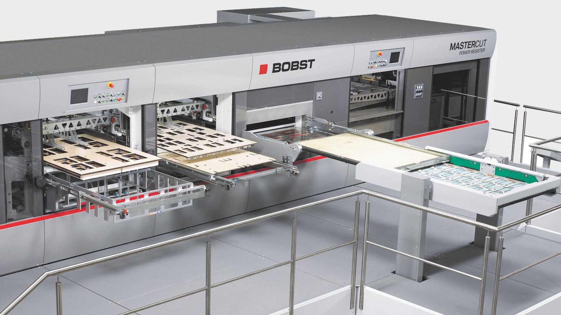 Paper Cutting Machine For Metal Die CNC