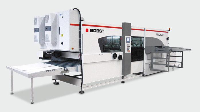 Carton cutting machine / die / CNC / flatbed - VISIONCUT 1.6 ...