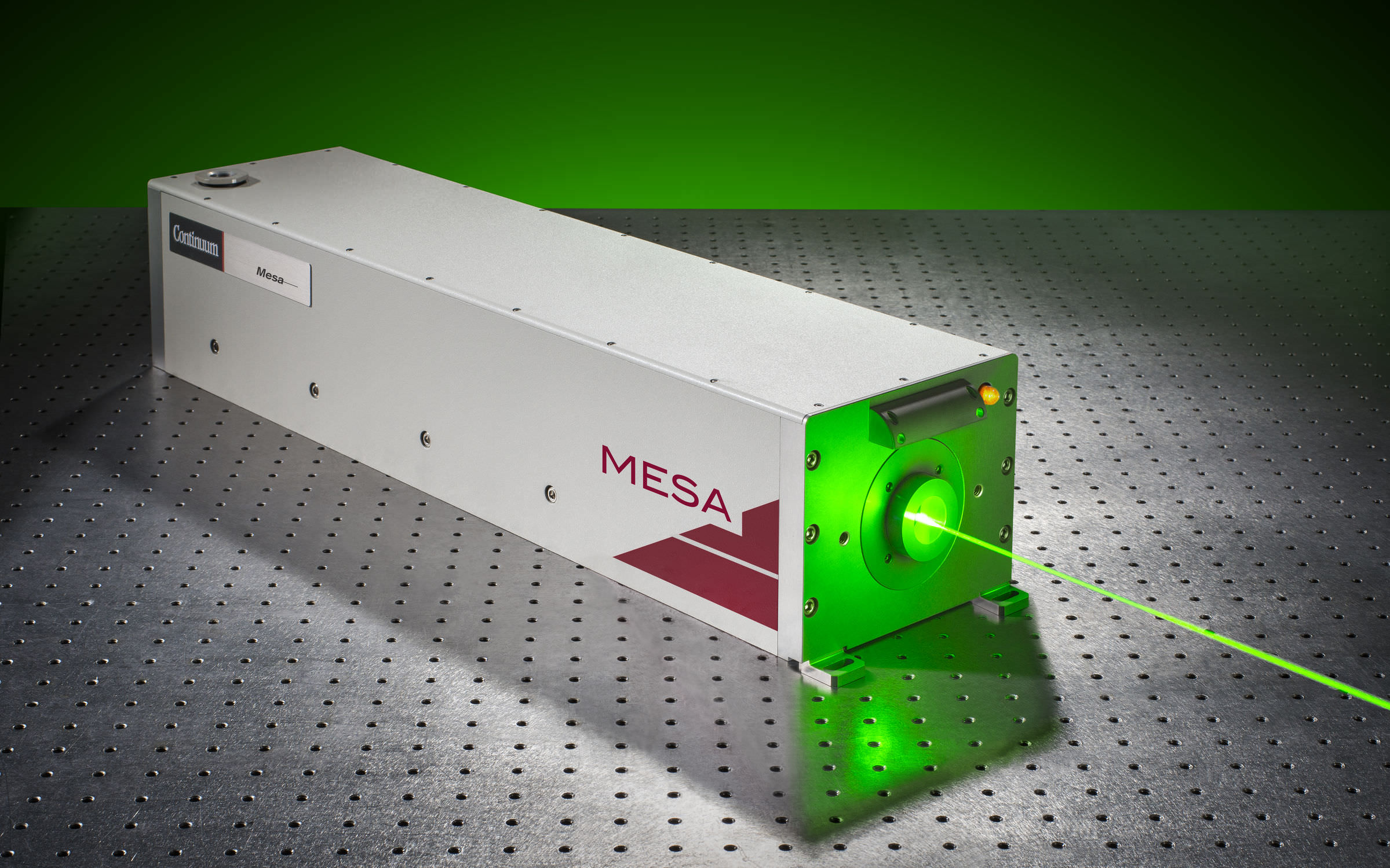 Pulsed laser / solid-state / green / high-repetition rate - Mesa ...