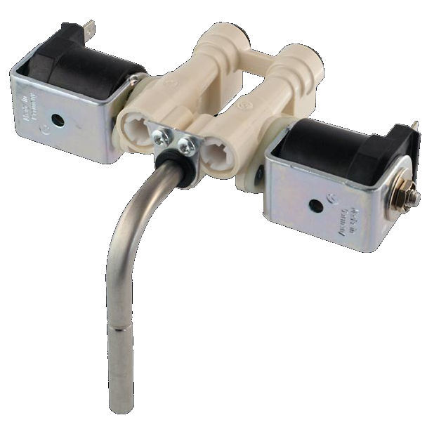 Direct-operated solenoid valve / 2/2-way / NC / compact - 06 003 234