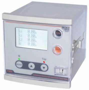 Earthleakage Monitoring Relay Overcurrent Voltage - Current relay characteristics