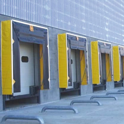 recessed for cold storage warehouses loading dock & Recessed for cold storage warehouses loading dock - Campisa