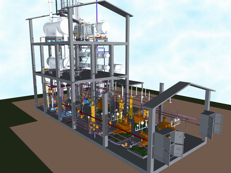 autocad plant design rendering. Resume Example. Resume CV Cover Letter