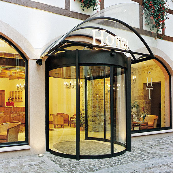 Curved Sliding Door / Glass / Indoor / Automatic   DIVA 5