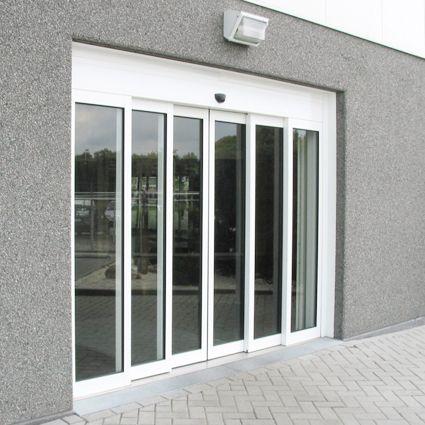 Sliding Door Glass Exterior Telescopic Diva L Diva