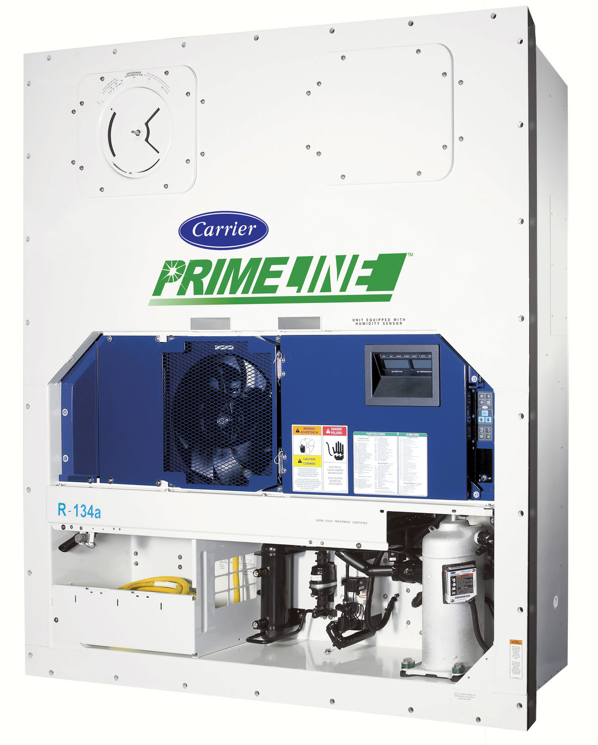 carrier reefer unit. Mobile Refrigeration Unit / For Marine Containers Mono-temperature - PrimeLINE® Carrier Reefer