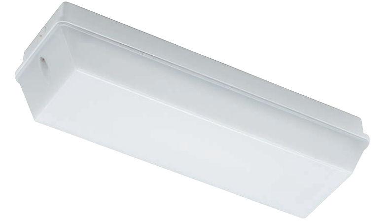 Emergency lighting LED surfacemounted 11 W AG Bulkhead