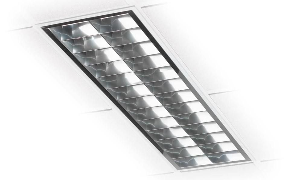 Ceiling Mounted Lighting / LED / Office   Moduspec