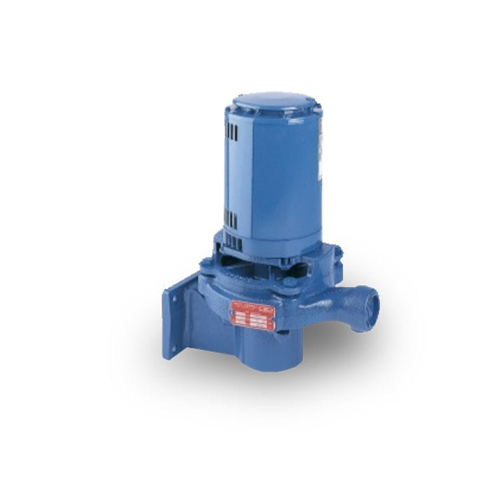 Hot water pump / electric / centrifugal / industrial - 323