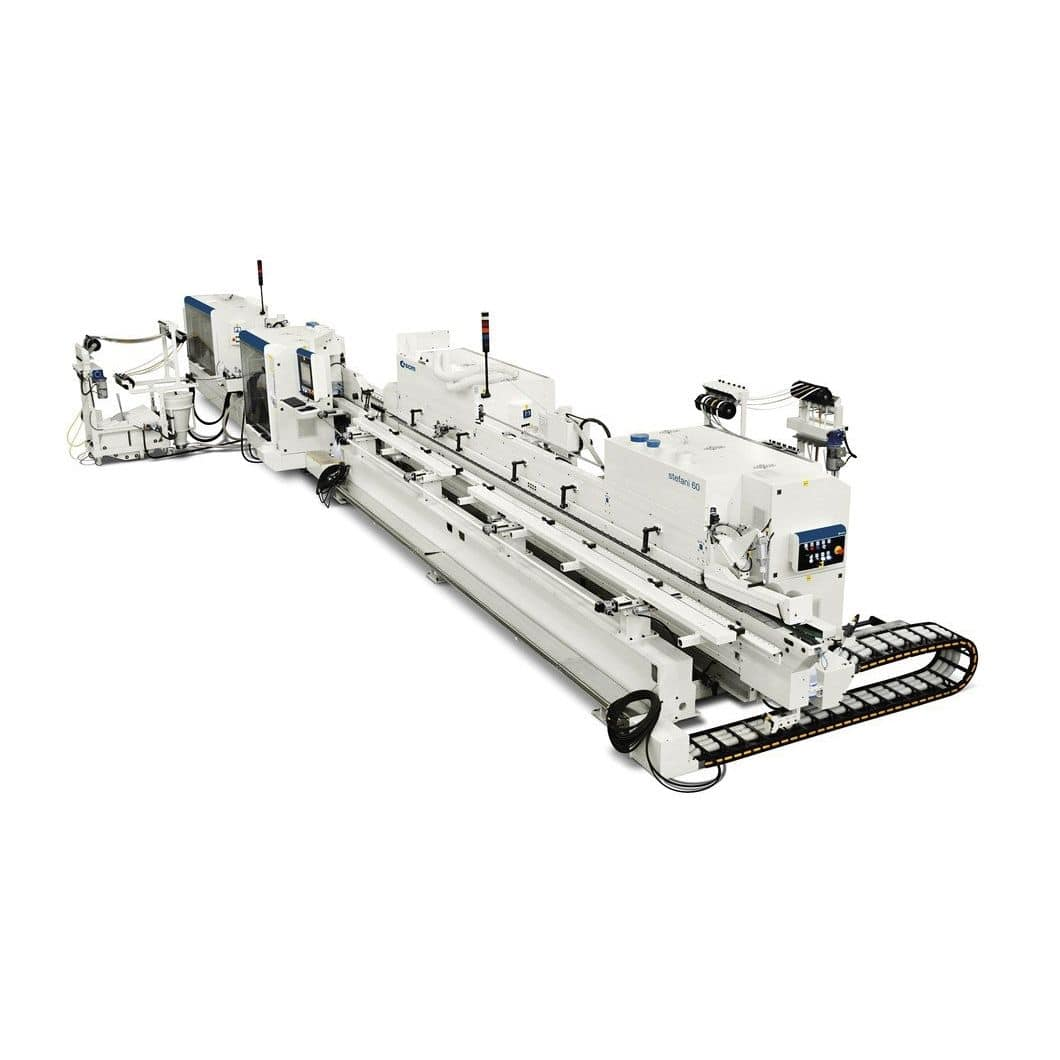 Automatic edge-banding machine / for panels / for wood stefani 60 SCM