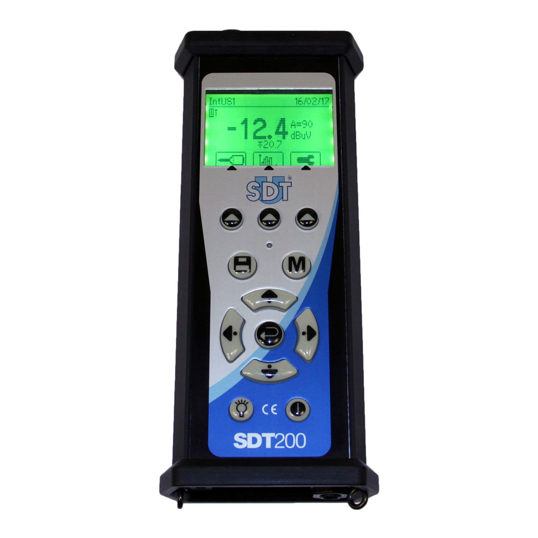 Ultrasonic inspection device / non-destructive / for bearing