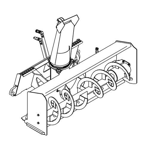 Pact Loader Snow Blower: Wiring Diagram For Snow Blower At Teydeco.co