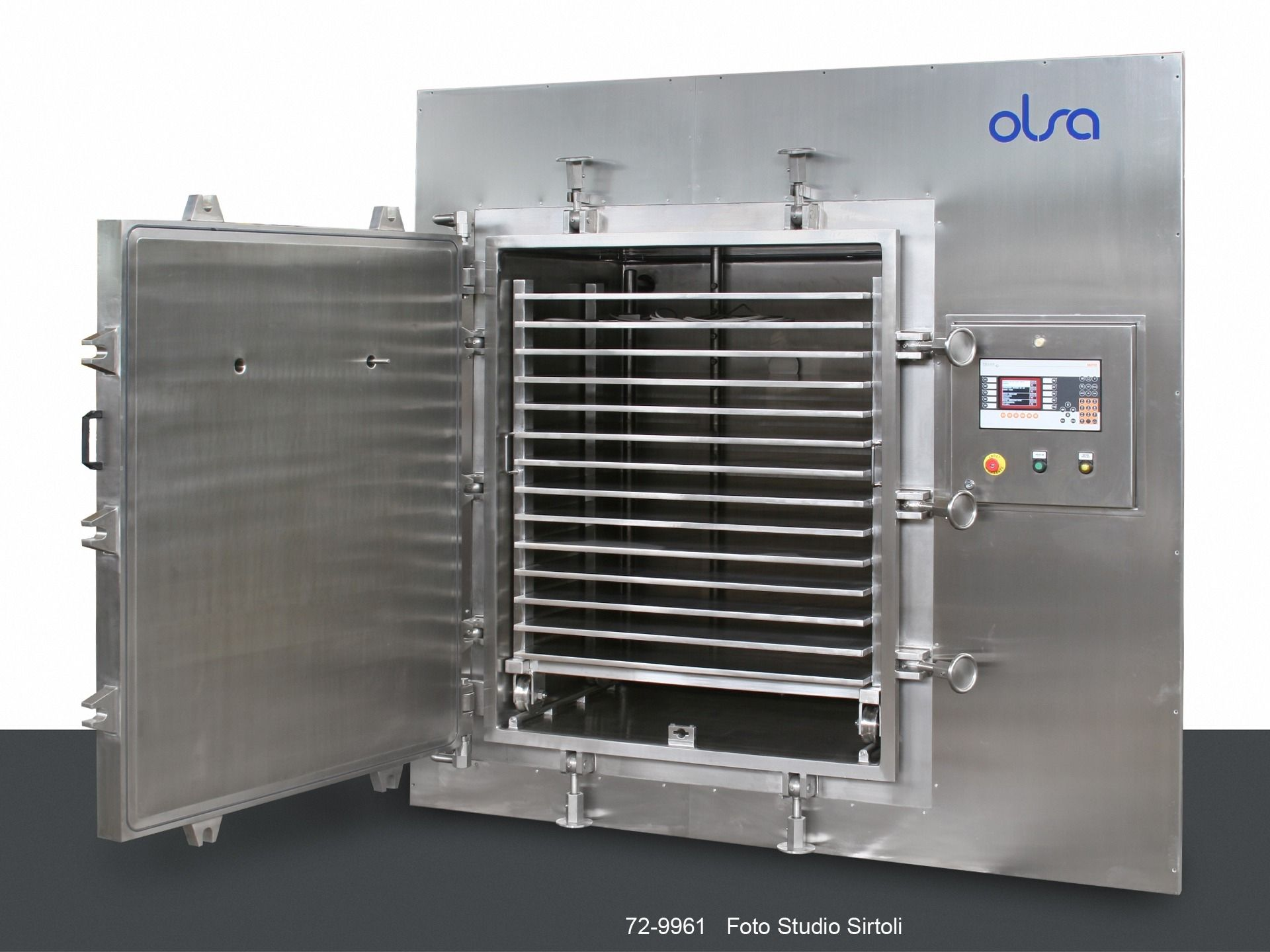 Vacuum Dryer / Batch / For The Pharmaceutical Industry   20 M2 | ER Series