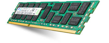 DRAM memory chip / SDRAM - K4A8G series - Samsung Semiconductor