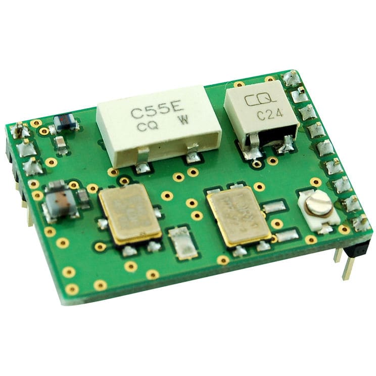 Radio receiver module / HF / VLF / digital - CVR1 - Radiometrix