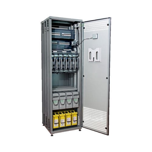 AC/DC Power Supply / Cabinet / For Industrial Applications / For Telecom  Applications   OPUS C Series