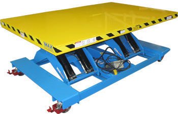 Superbe ... Double Scissor Lift Table / Tandem Scissor / Hydraulic
