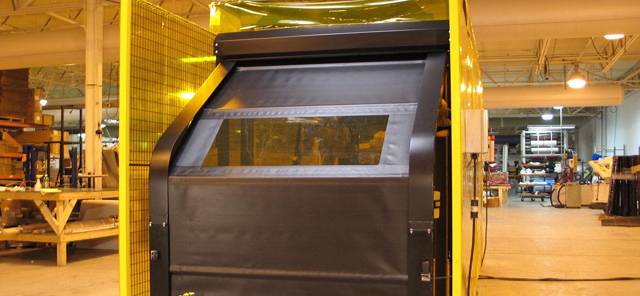 Roll Up Door / Steel / Fabric / PVC   Roll Top™