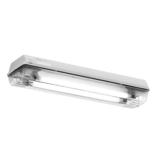 Ceiling mounted lighting fluorescent tube for shops for storage hall nllk 10 t5 series