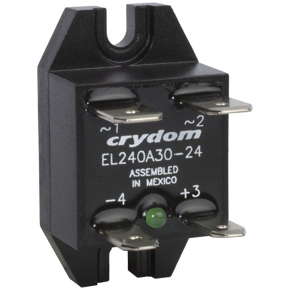 Dc Solid State Relay 1 No Ac Output El Series There Are Relays And