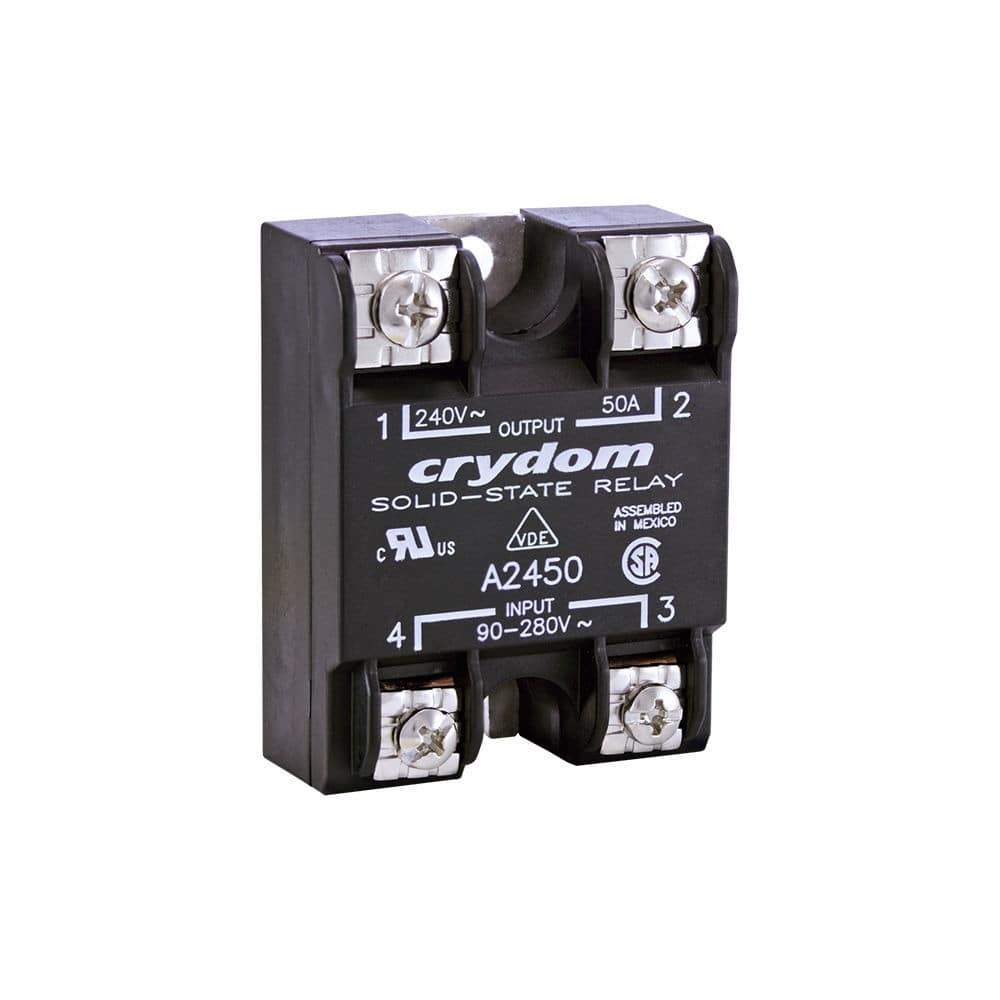 Dc Solid State Relay Ac 1 No Output Series Sensata For