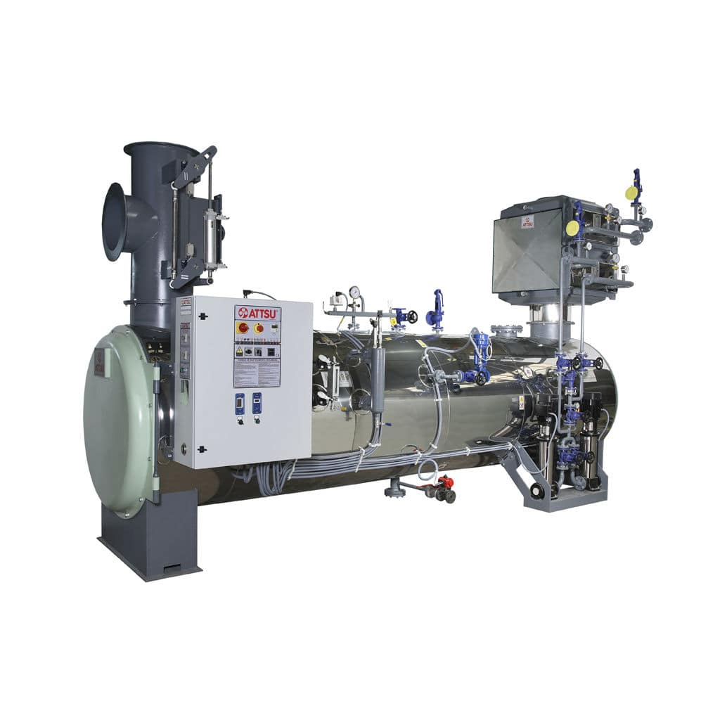 Heat-recovery boiler / steam / thermal fluid / hot water - BV ...