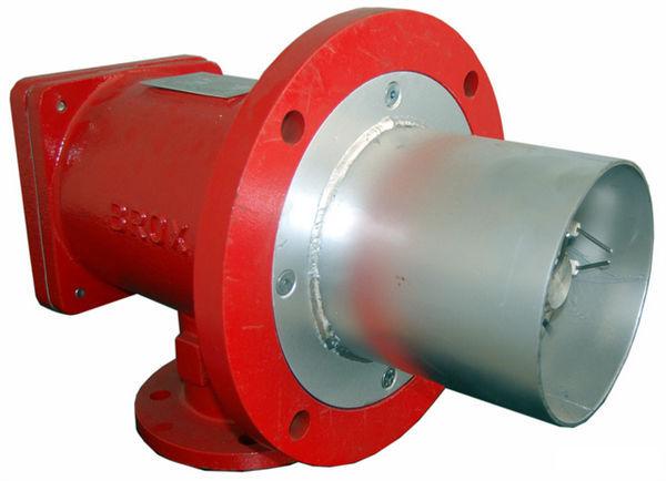Natural gas burner / nozzle mix / high-temperature / furnace - BRX ...