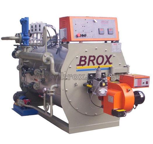 Superheated steam steam generator / gas / fire tube / horizontal ...