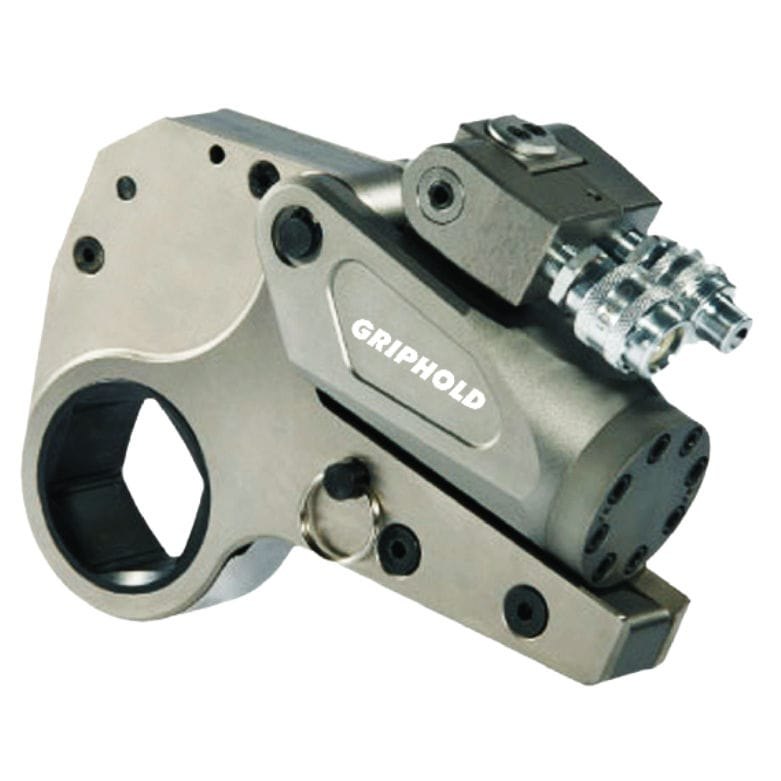 Hydraulic torque wrench - TCD series - GRIPHOLD ENGINEERING