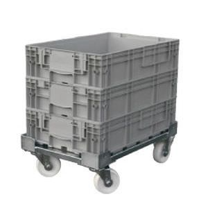 handling cart metal for euro containers for storage containers 11 lke gmbh