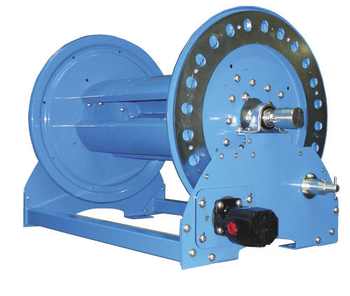 hydraulic hose reel / motorized / fixed - H series  sc 1 st  DirectIndustry & Hydraulic hose reel / motorized / fixed - H series - Recoila